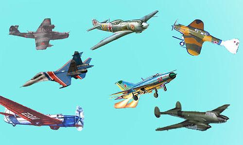 Самодельные модели самолетов