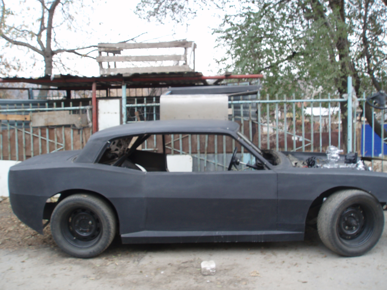 Как из классики сделать автомобиль 86