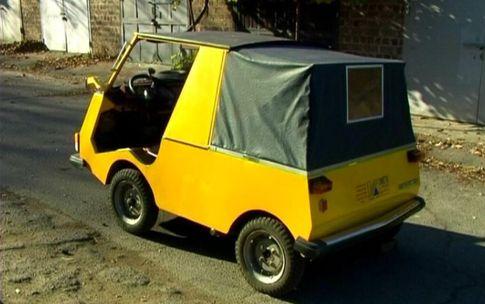 Как сделать мини автомобиль своими руками видео - Walton