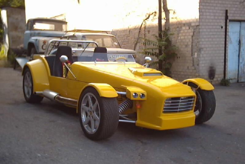 Самодельные автомобиль своими руками