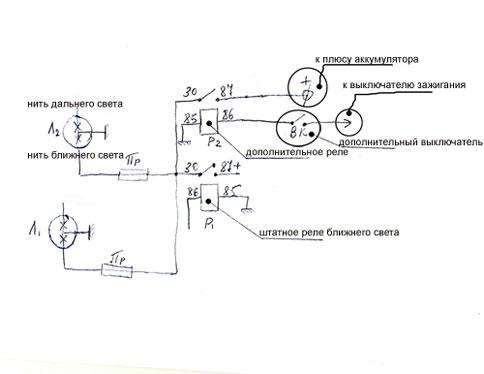 электрическая схема коммутатора устройства экономии электроэнергии - Проверенные схемы.
